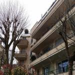 Locaux d'hébergement à Asnières sur Seine Facade