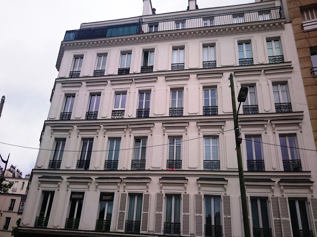 Bien investissement à Paris 17e